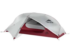 MSR hubba - The Top 10 Lightweight One Man Tents