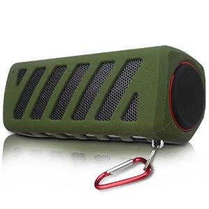Portable Sunshot NFC Speaker - Camping Gadgets
