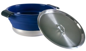 collapsible pan