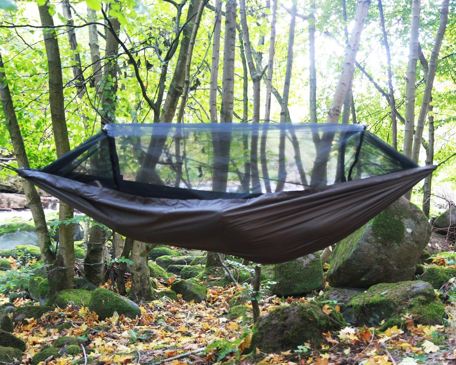 THE DD TRAVEL HAMMOCK