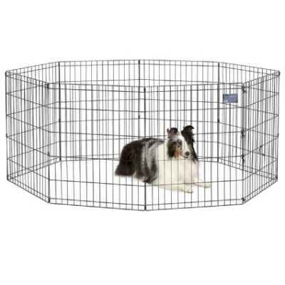 Outdoors Exercise Pen