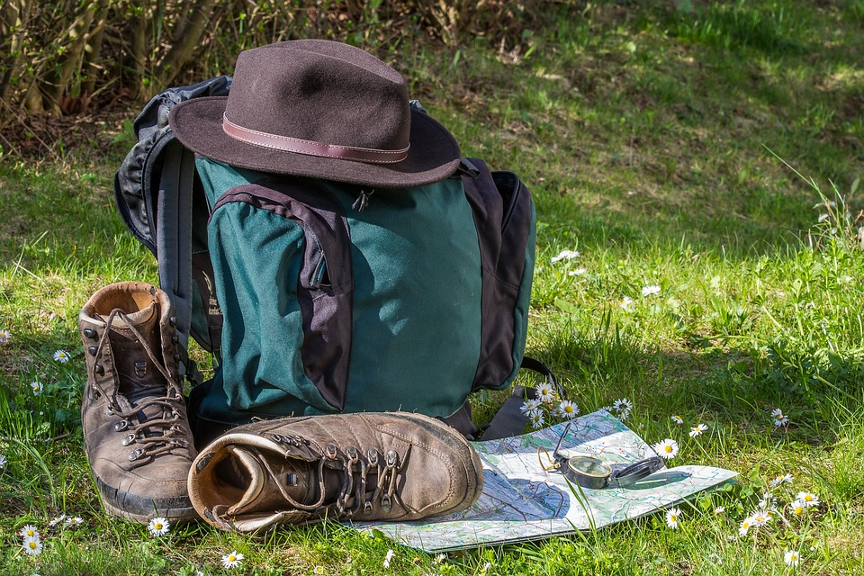 10 Hiking things you need to make sure you've packed...