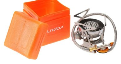 Lixada Gas Stove Review